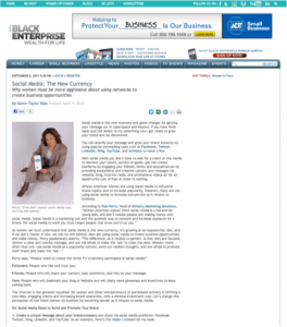 pam featured in black enterprise