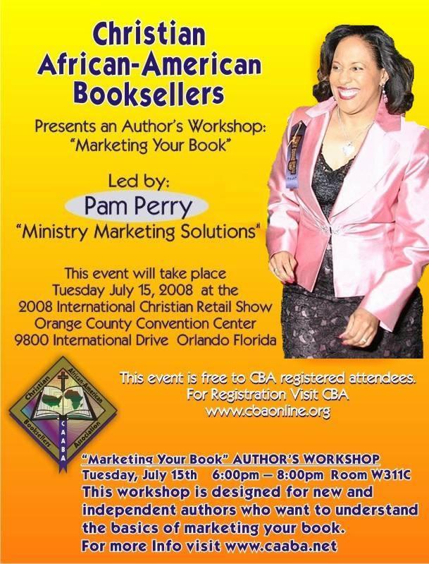 Pam Perry CAABA seminar