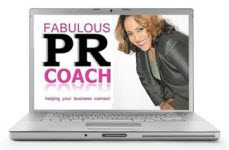 author PR training with Pam Perry
