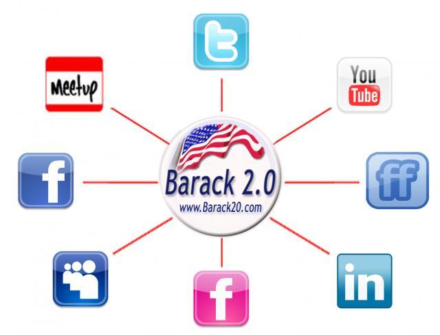 internet marketing for president obama