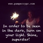 shine pam perry