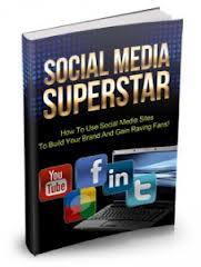 social media superstar ebook cover
