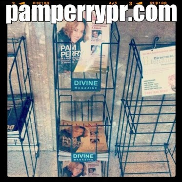 pam perry magazine cover