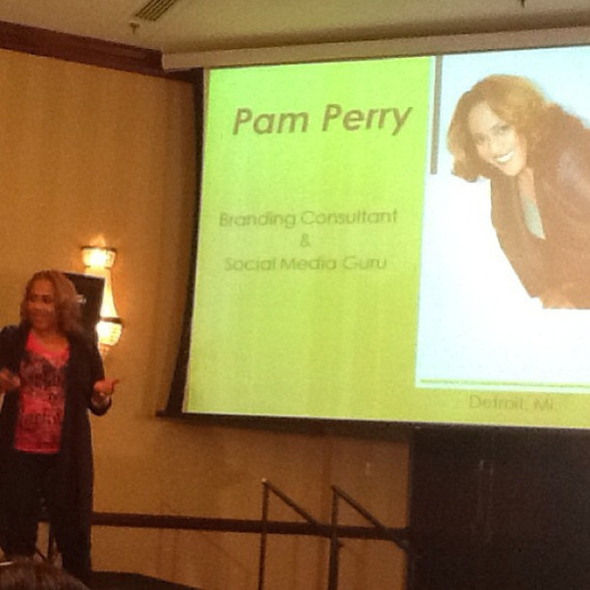 pam perry speaking