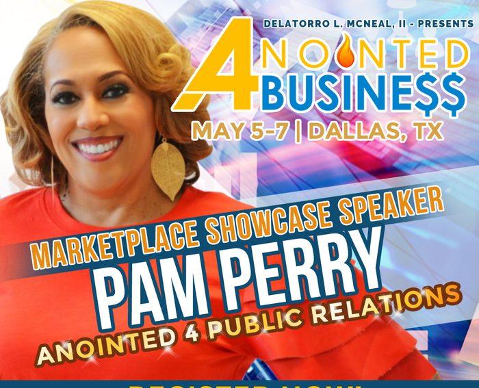 Pam Perry speaker