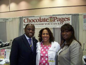 pam perry and myles monroe
