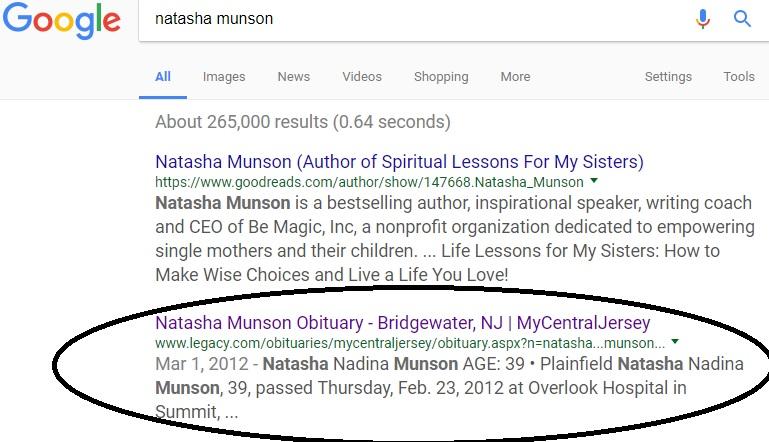 natasha munson sister lessons