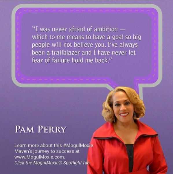 Pam Perry Mogul