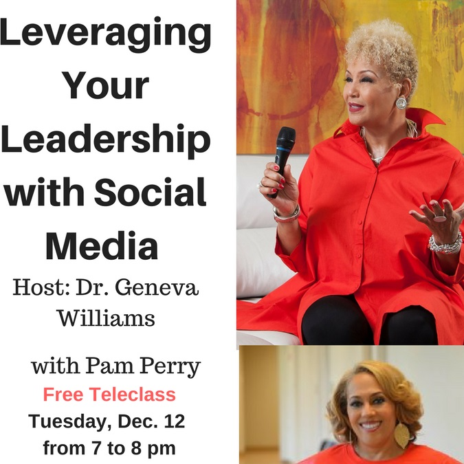 dr. geneva williams and pam perry