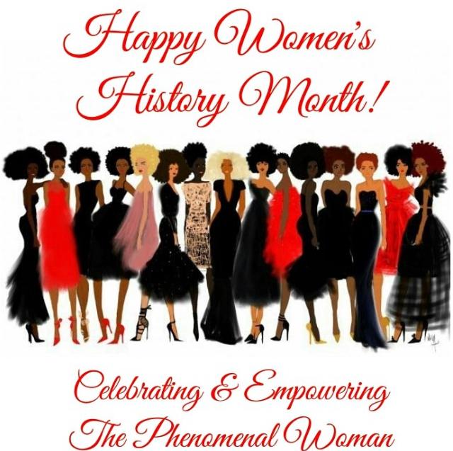 women history month boss up magazine