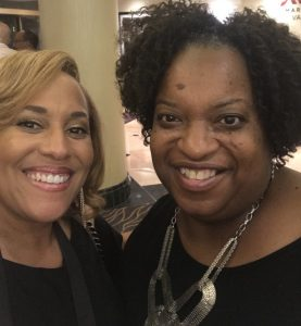 pam and wynona at nabj