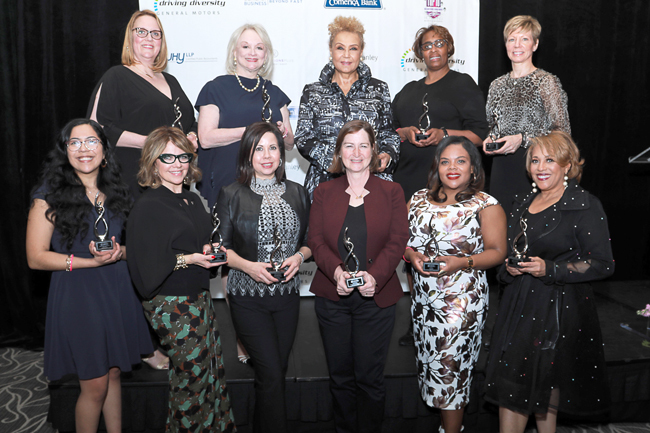 pam perry honored by nawbo