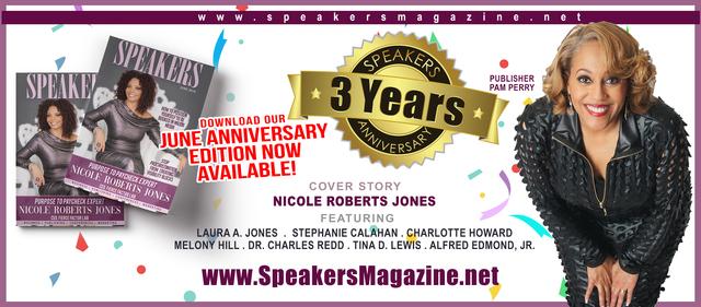 Speakers Magazine 2019