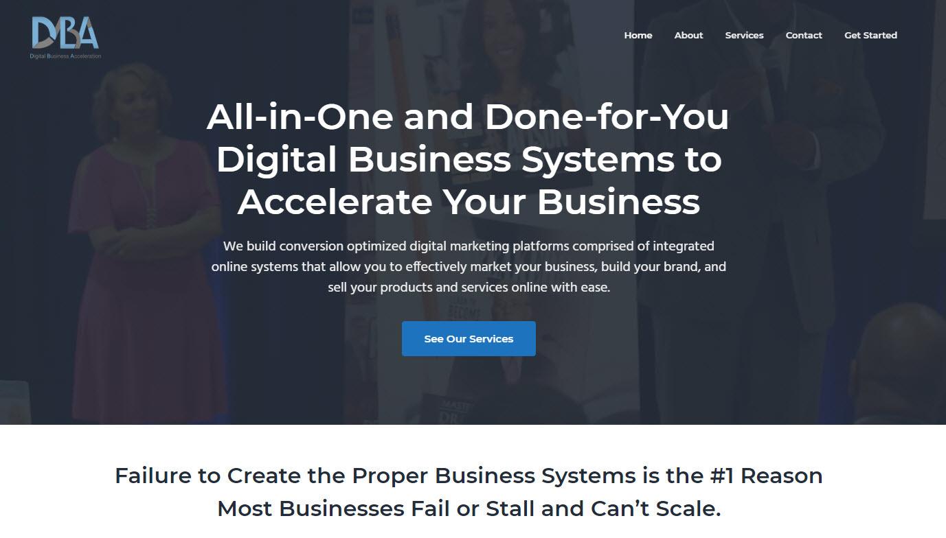 DBA site