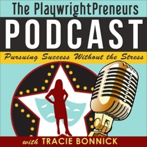 playwrightpreneurs podcast featuring pam perry