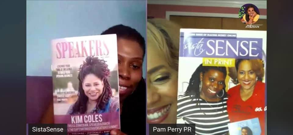 pam perry and Lashanda Henry