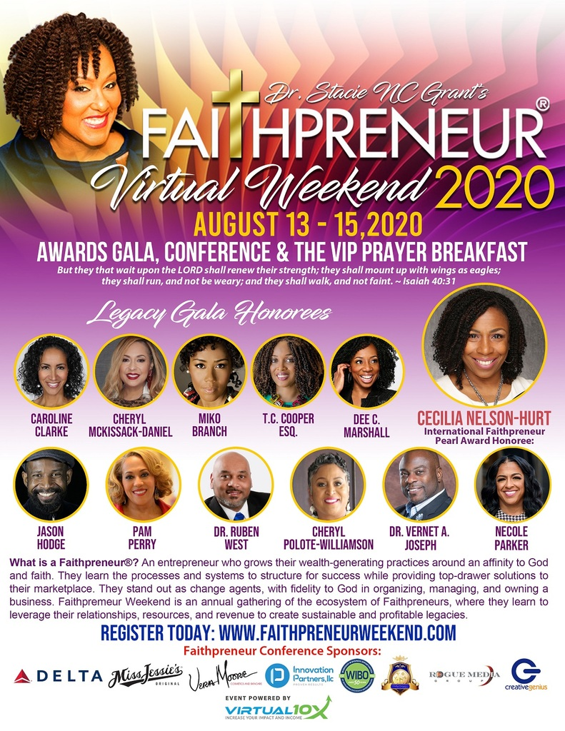 Faithpreneur 2020
