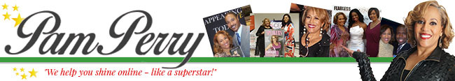 Pam Perry pr banner