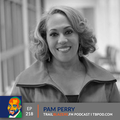 pam perry interview with stephan a hart