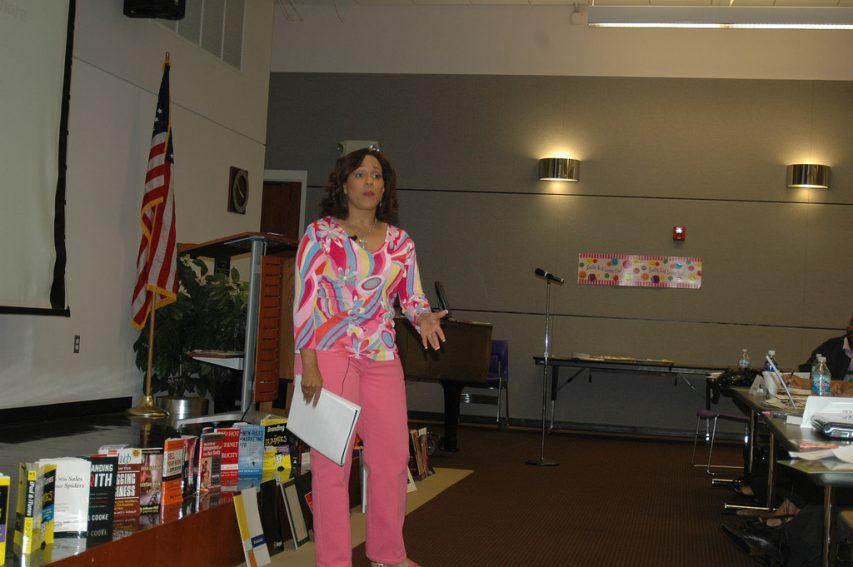 Pam Perry PR 2008