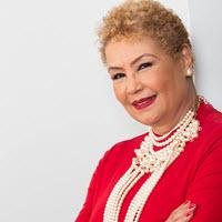 Dr Geneva Williams praises Pam Perry
