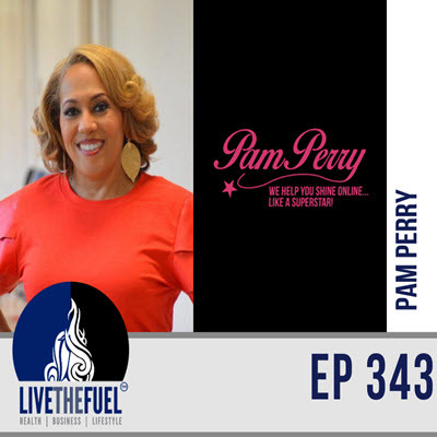 live the fuel featuring pam perry