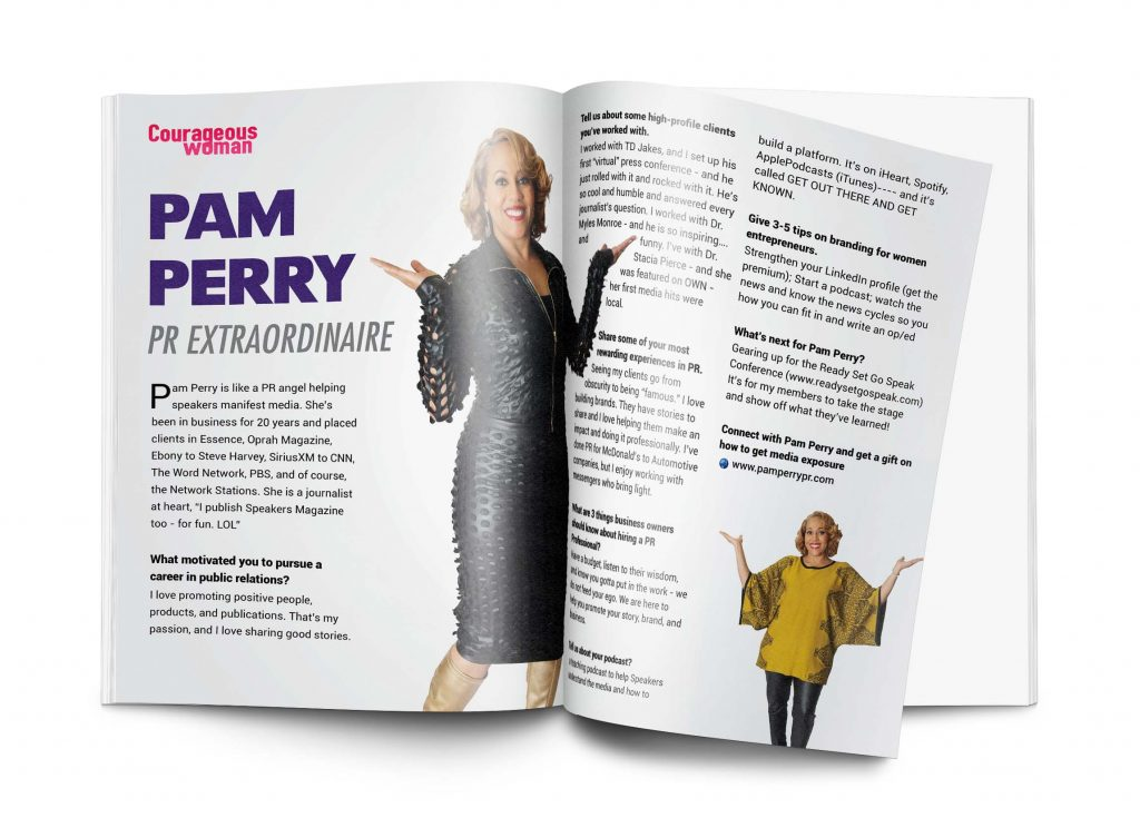 pam perry