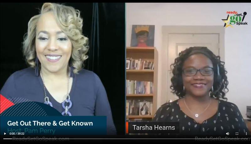tarsha hearns on e29 of gotgk podcast