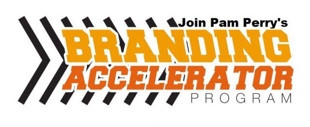 Branding Accelerator Program pam perry